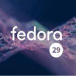 Sekmadienis su Linux: Fedora 29