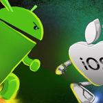 """""""iOS 10"""" pasirodė stabilesnė už """"Android 7.0 Nougat"""""""