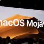Sekmadienis su Apple: išleista macOS Mojave 10.14
