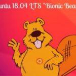 Sekmadienis su Linux: Ubuntu 18.04